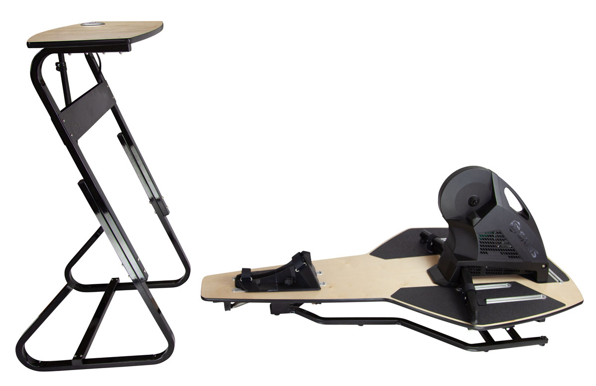 Saris MP1 TRainer Platform moves to Nfinity, H3 direct drive smart trainer is quietest yet