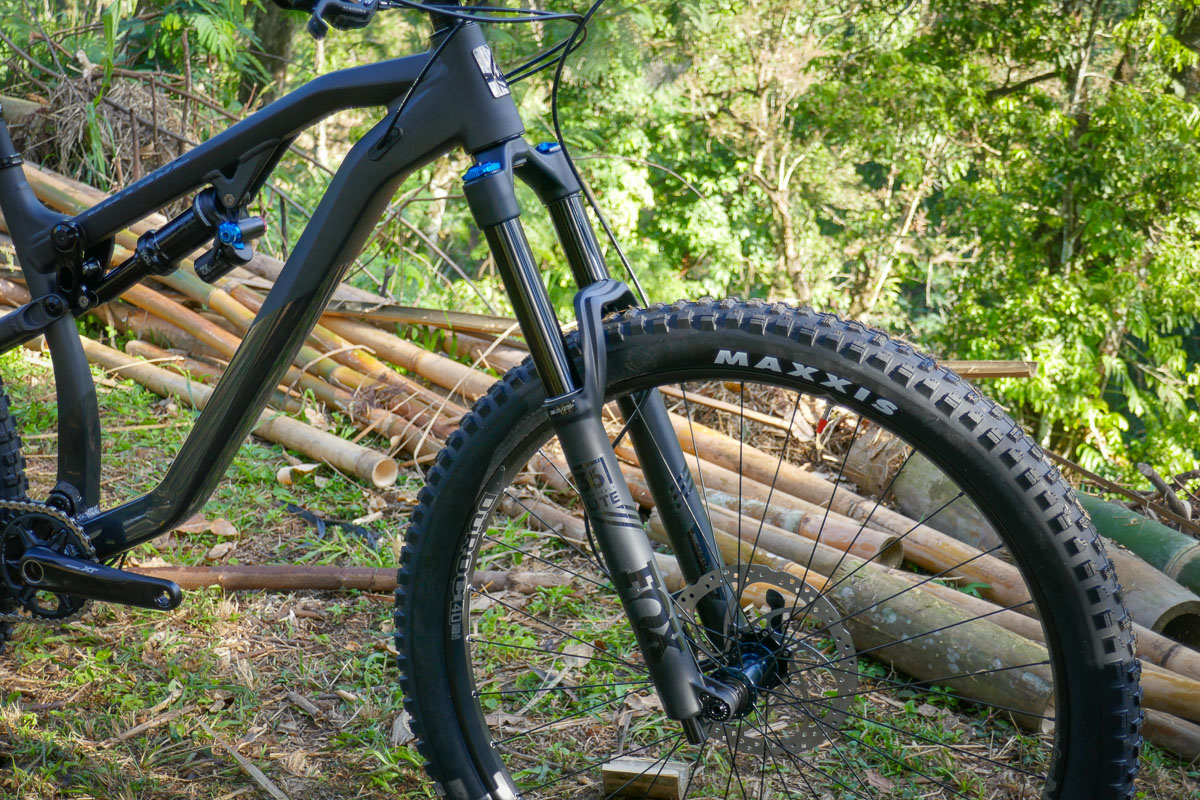 New Patrol 691 All Mountain Bike super boosts updated 2020 MTB lineup