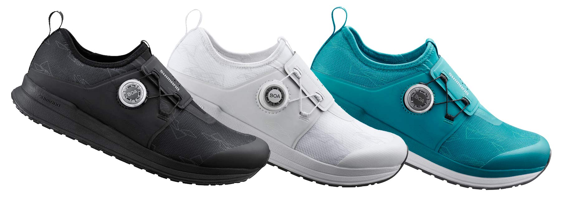 Shimano well-ventilated Indoor Cycling shoes, fitness spinning class training bike shoes