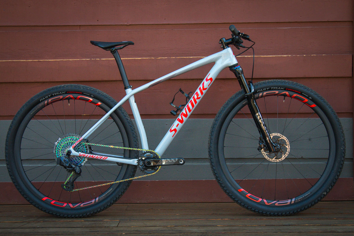 New Specialized Epic HT is more comfortable, capable, AND