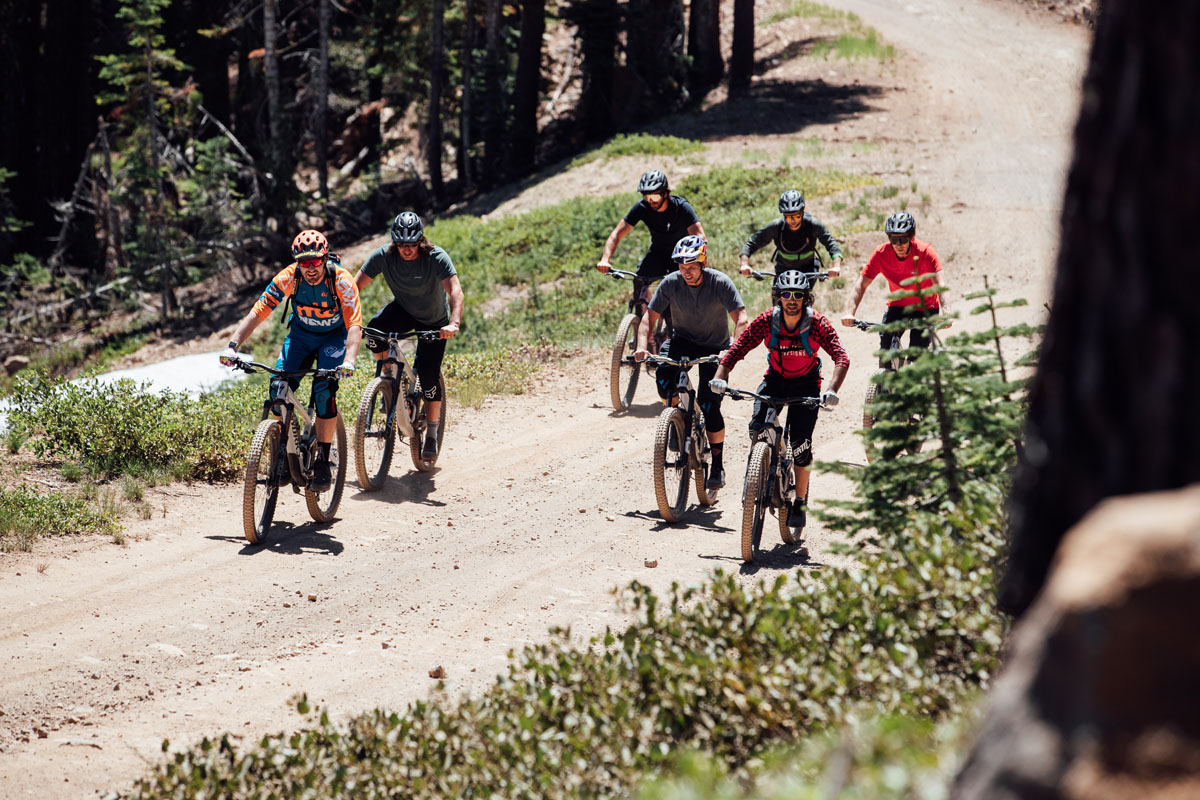 First Ride: Specialized Enduro can climb, but it's really all about that descent