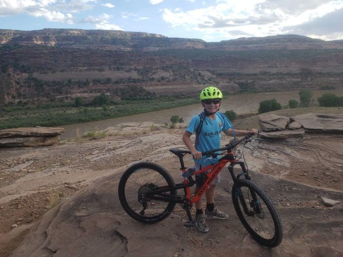 bikerumor pic of the day mountain biking Kokopelli trails Fruita Colorado
