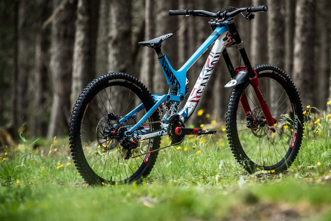 new maxxis dissector dh enduro trail mountain bike tire designed by troy brosnan