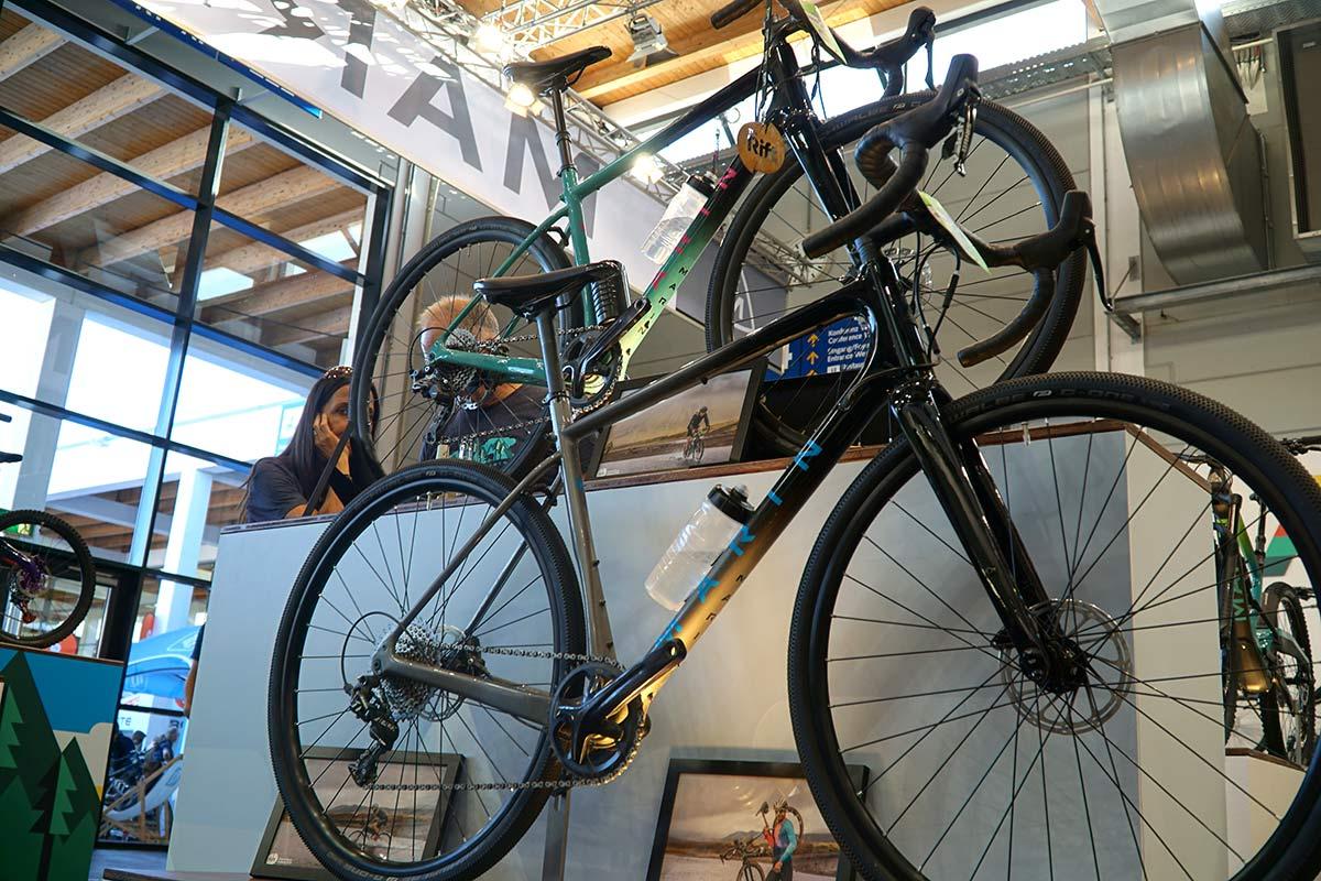 2020 Marin Headlands carbon gravel race bike