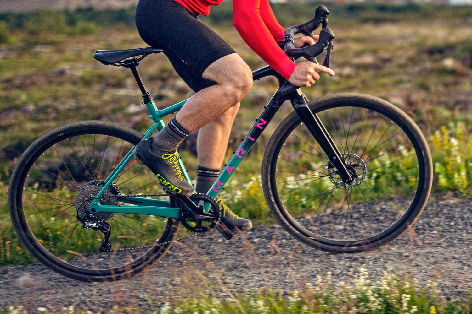 2020 Marin gravel and all-road commuter bikes, carbon alloy steel