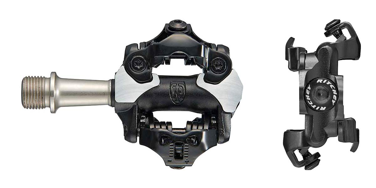 2020 Ritchey WCS XC pedal, cross-country race mountain bike pedals
