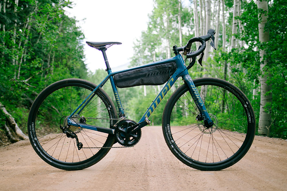2020 Niner RLT9 RDO carbon gravel road bike gets more accessory mounts and new cable routing