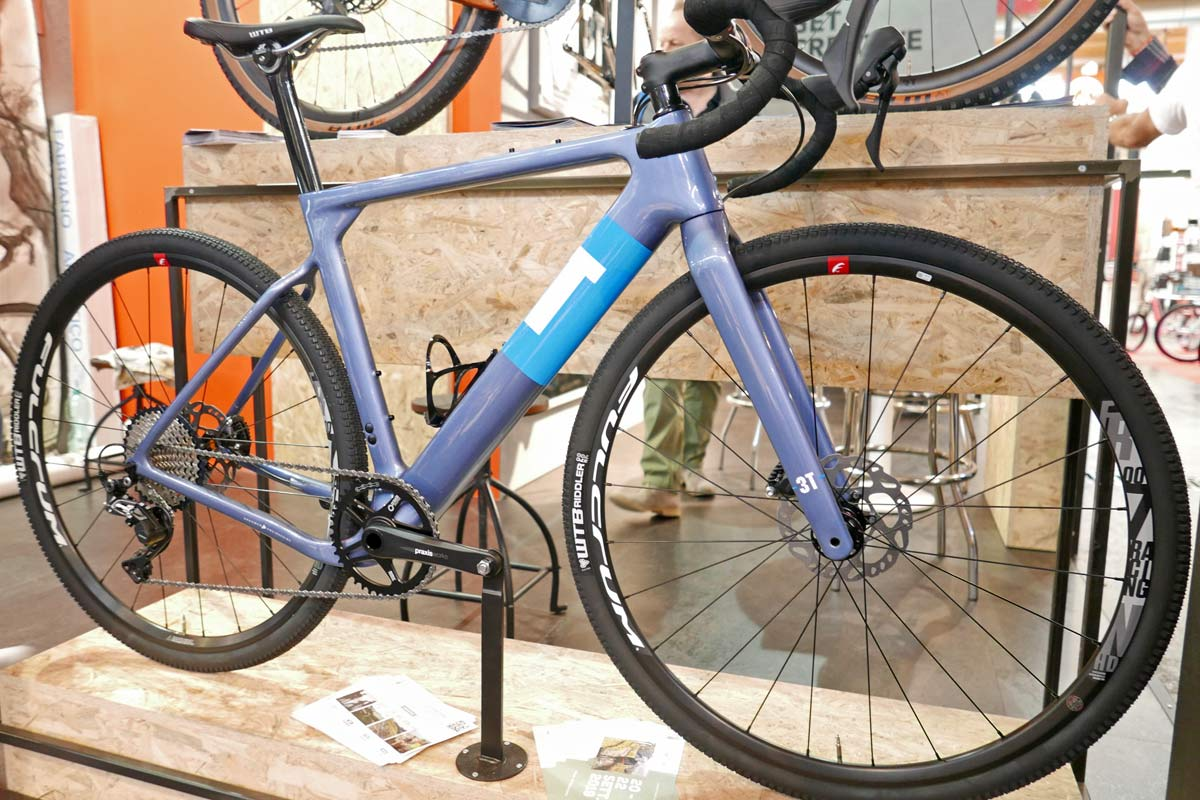 New Exploro options: Pro GRX or Rival & Team Force/Eagle AXS