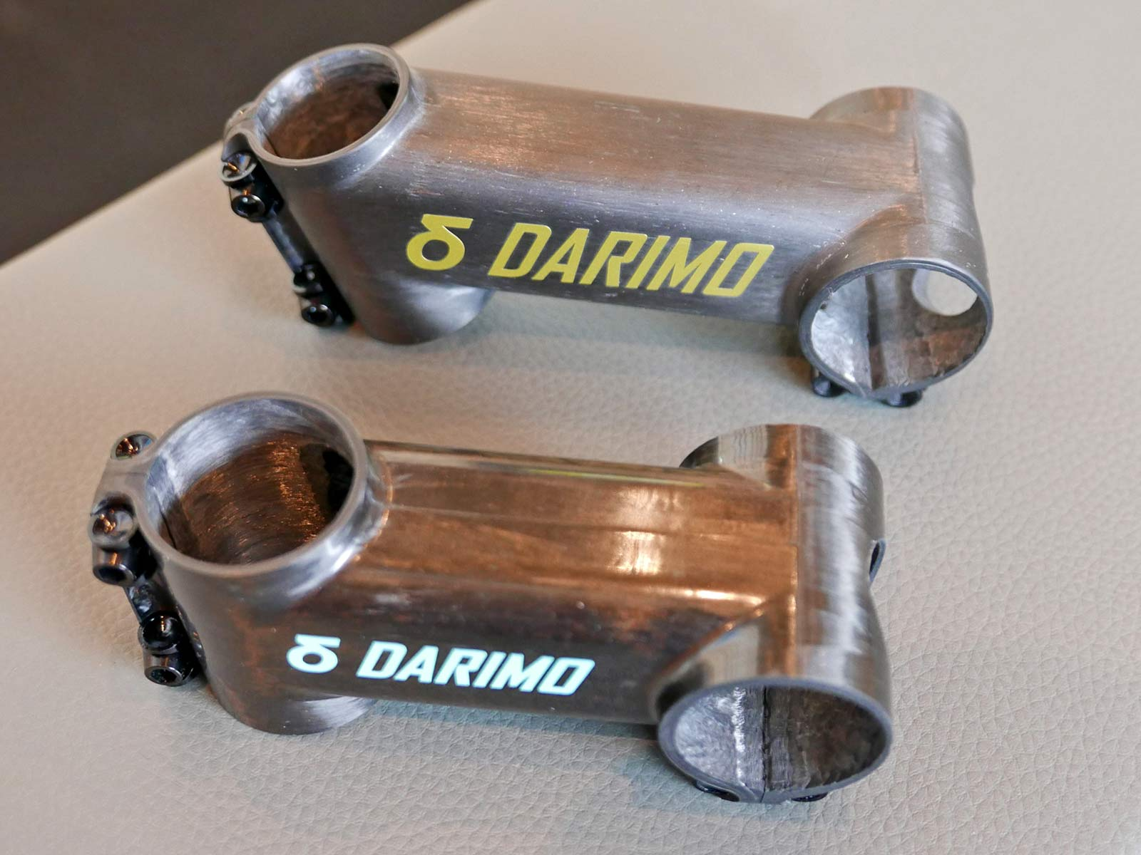Darimo IX2 ultralight carbon stems in more size options