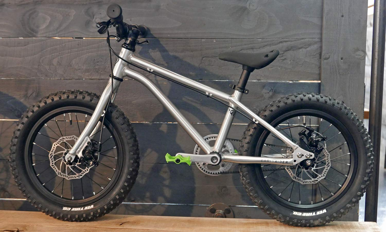 Early Rider + Lil Shredder affordable, lightweight aluminum alloy performance kids mountain bikes