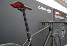 EightPins integrated dropper seatpost is the longest travel dropper seatpost in the world