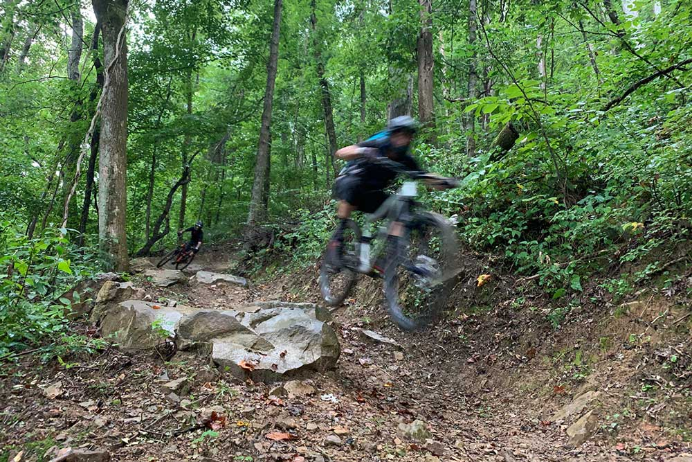 first ride review of new ibis ripmo af alloy enduro all mountain bike