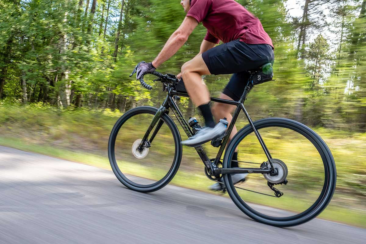 how does the shimano grx gravel road bike group work