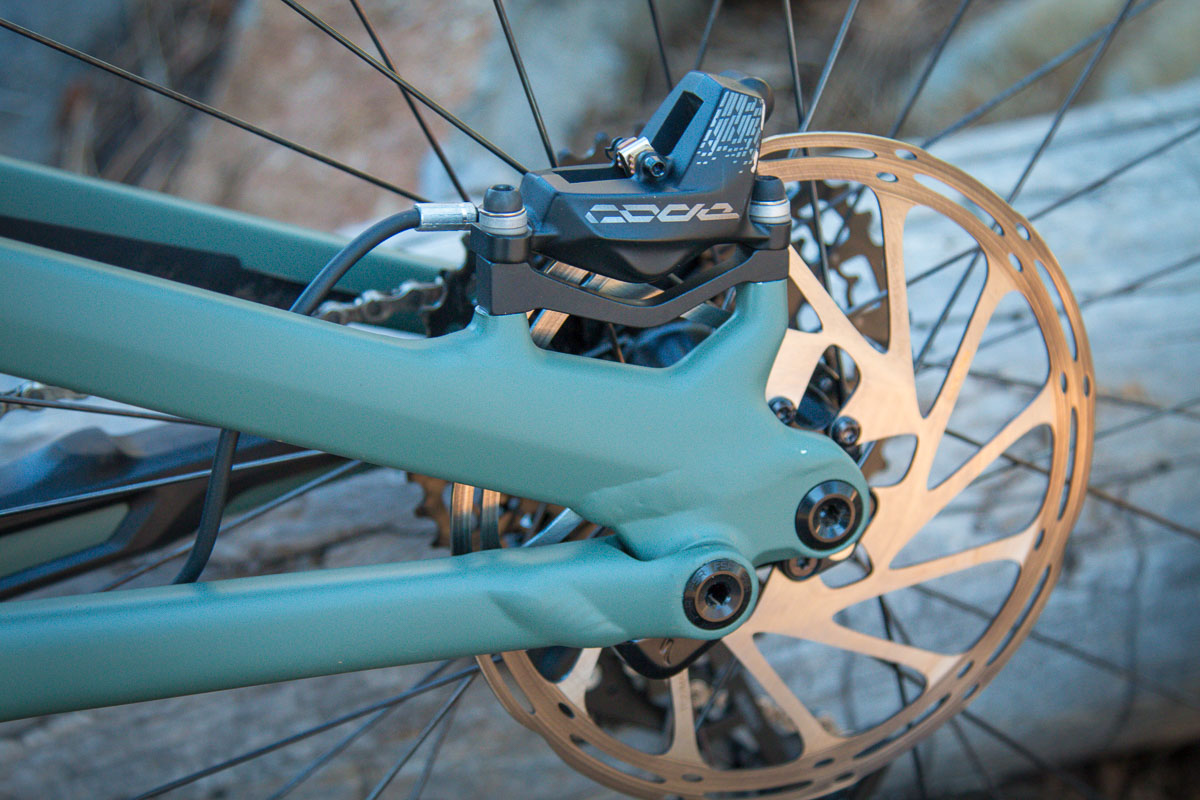 Specialized Kenevo levels up w/ new frame, Levo tech, better geo, more capable suspension