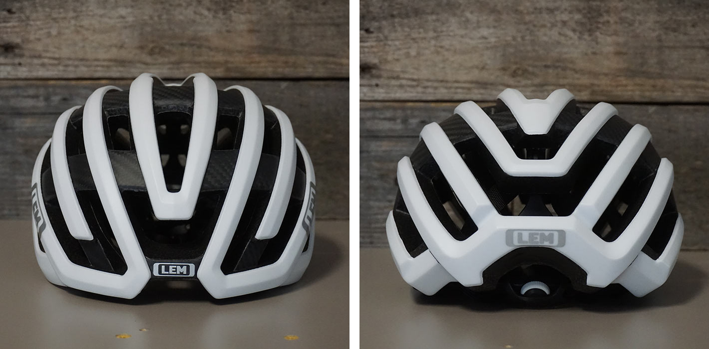 LEM motiv air helmet review and actual weights
