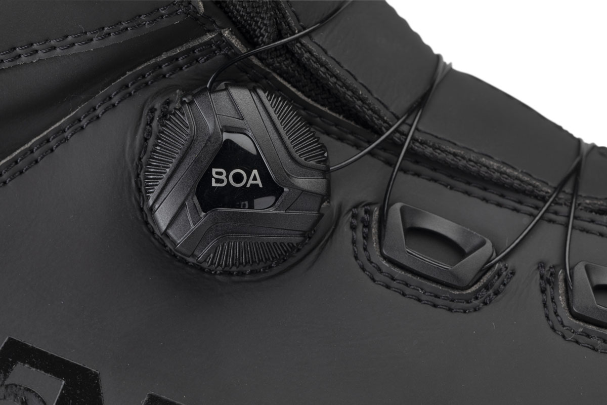 45NRTH Wölvhammer completely redesigned w/ 2 boots in 1, Wølfgar winter riding boot adds Boa