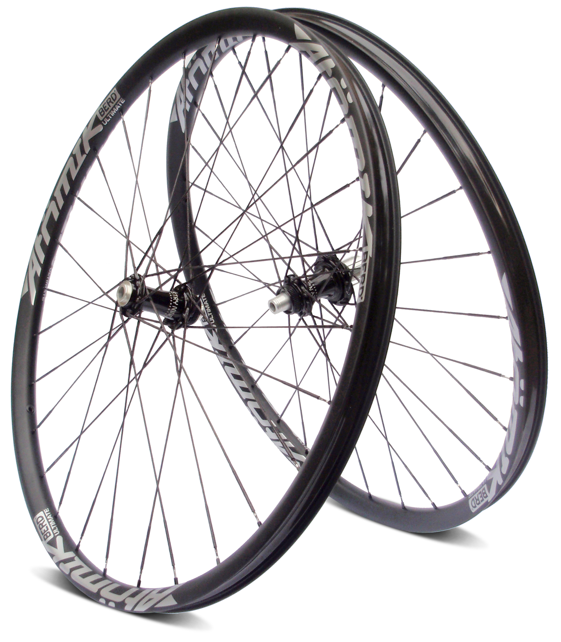 """Atomik x Berd Carbon Ultimate Wheelset brings new color to """"world's lightest spokes"""""""
