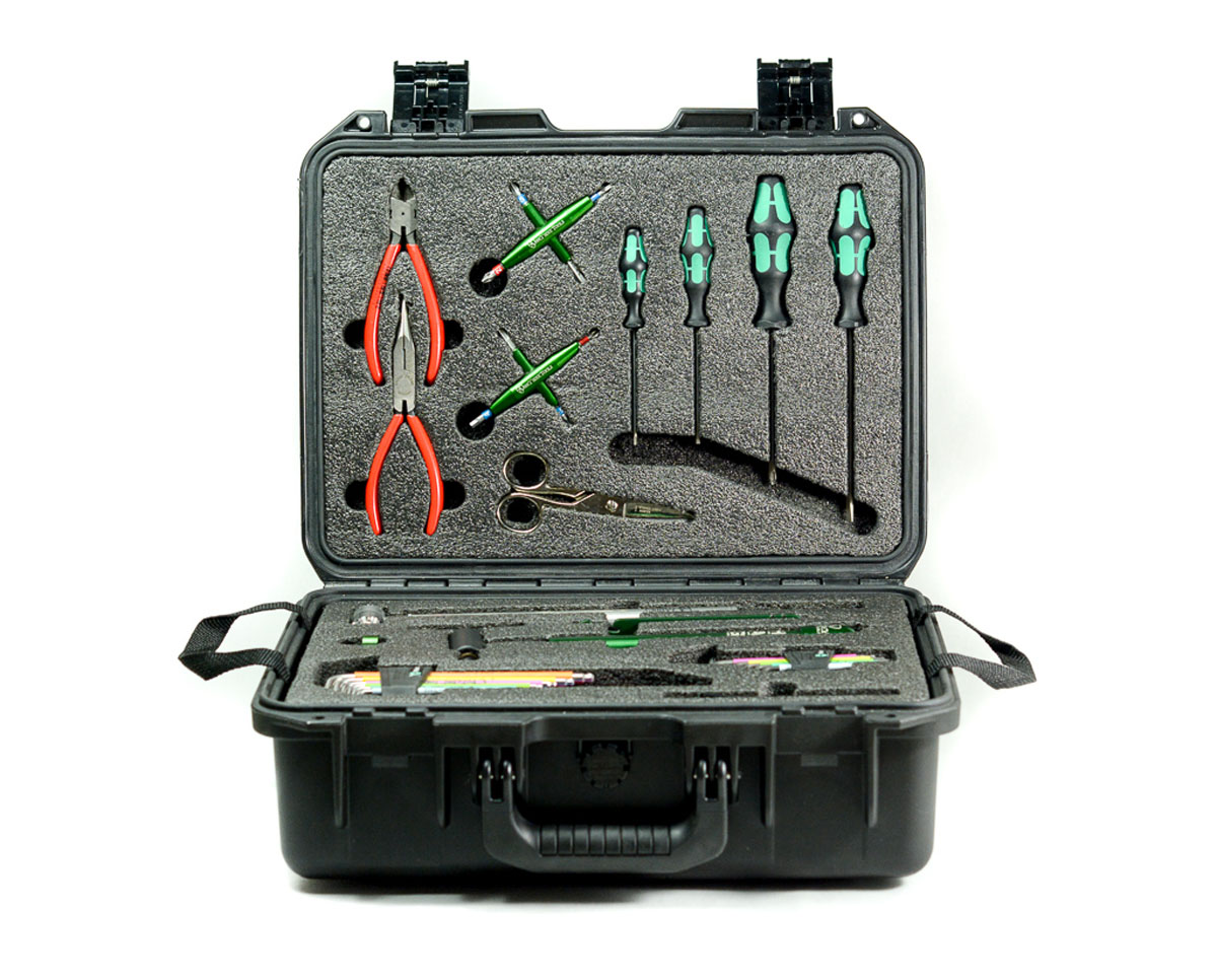 Abbey Team issue tool box front