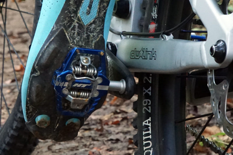 HT components T1 pedal review and actual weights