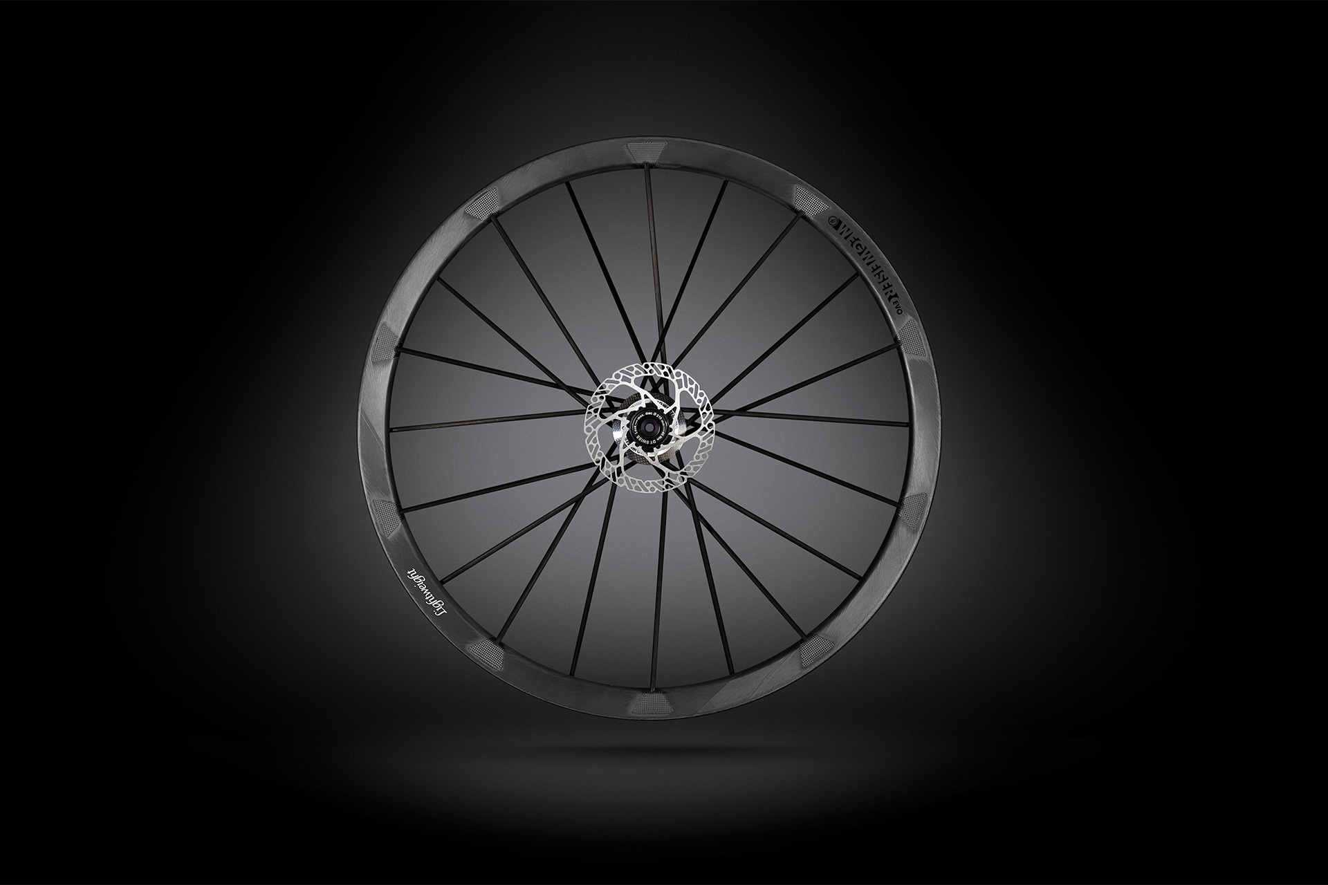 Lightweight EVO wheels evolve w/ disc specific, tubeless ready carbon wheels for road, CX & Gravel