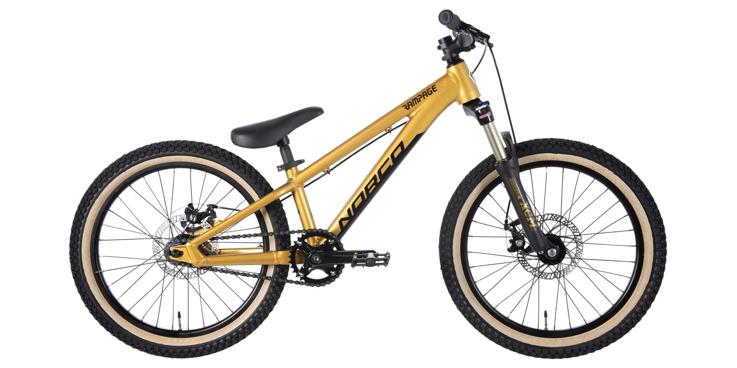 Norco Rampage Youth kids dirt jump hardtail