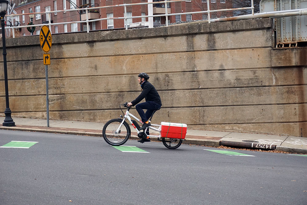 what is the best e-cargo bike for carrying lots of stuff