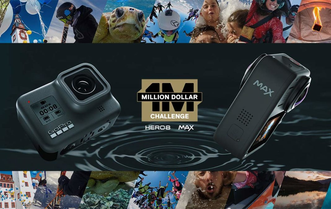 how to enter the gopro million dollar challenge video contest