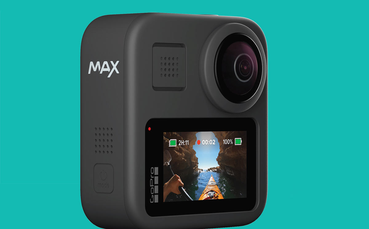 can i use the gopro max like a regular action camera