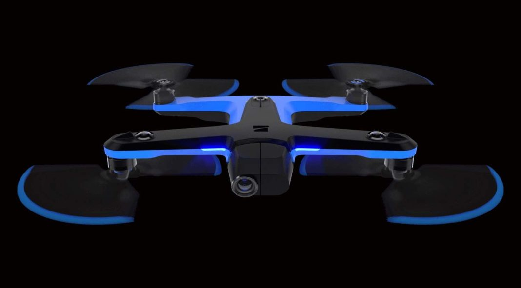 skydio 2 drone uses six 4k cameras to avoid any obstacle while still flying at full speed and following you anywhere