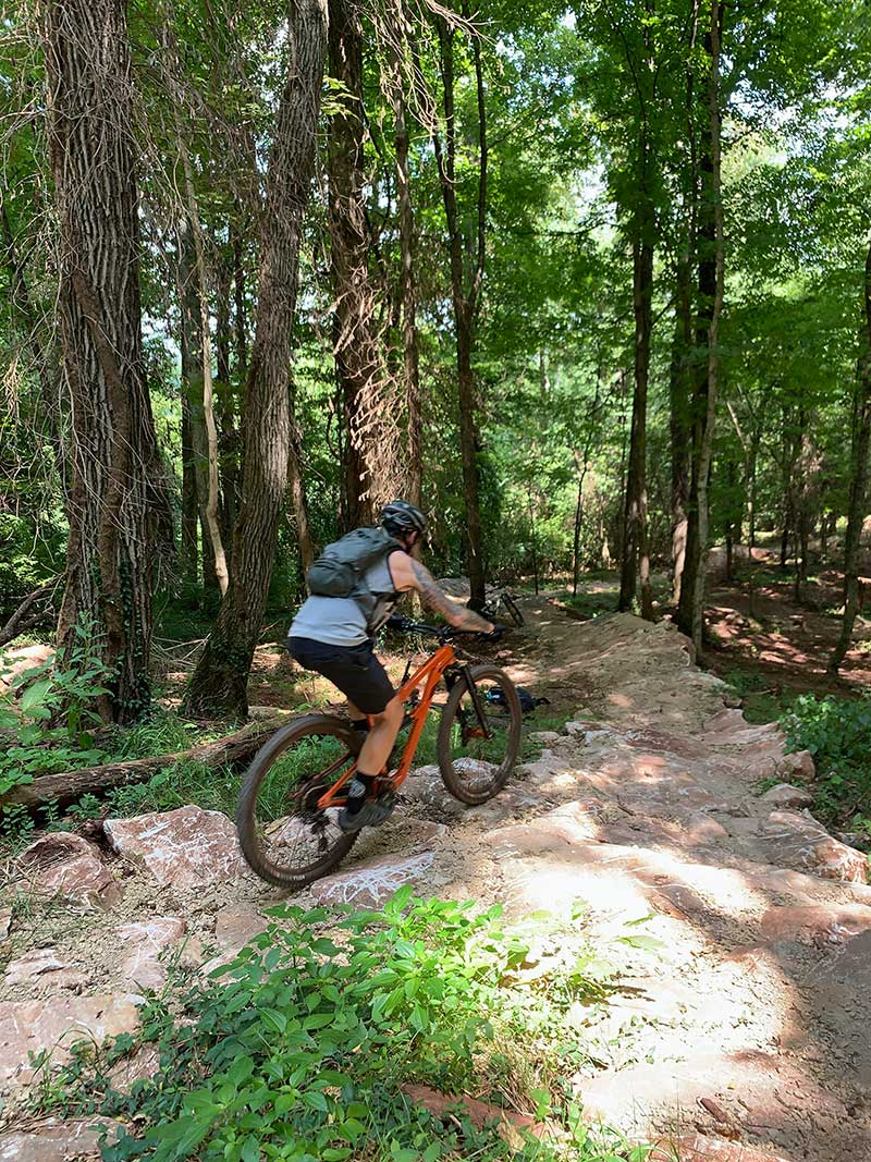 are knoxville mountain bike trails open year round