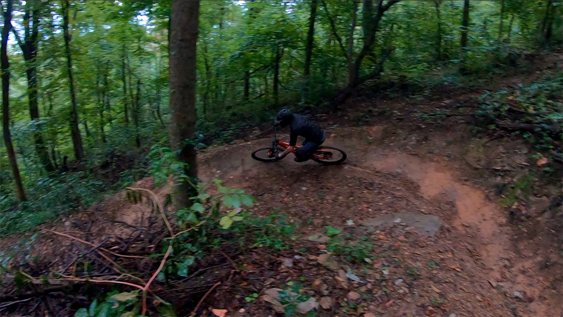 where to ride mountain bikes in windrock tennessee