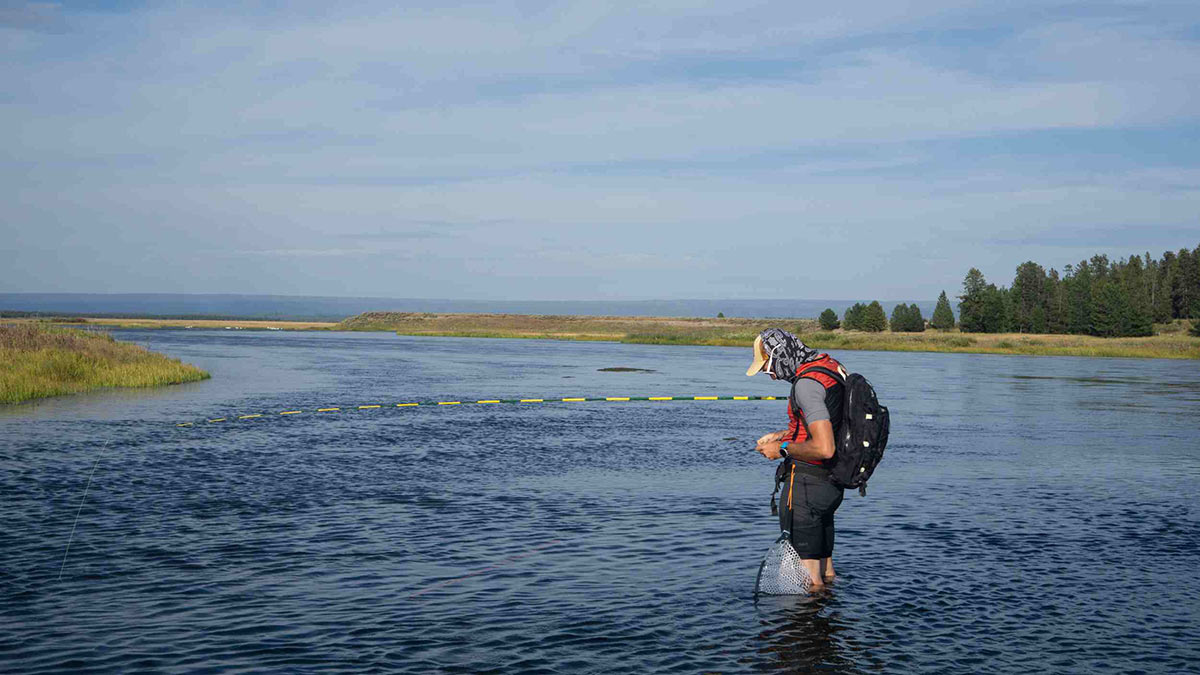 how to find fly fishing spots in Idaho