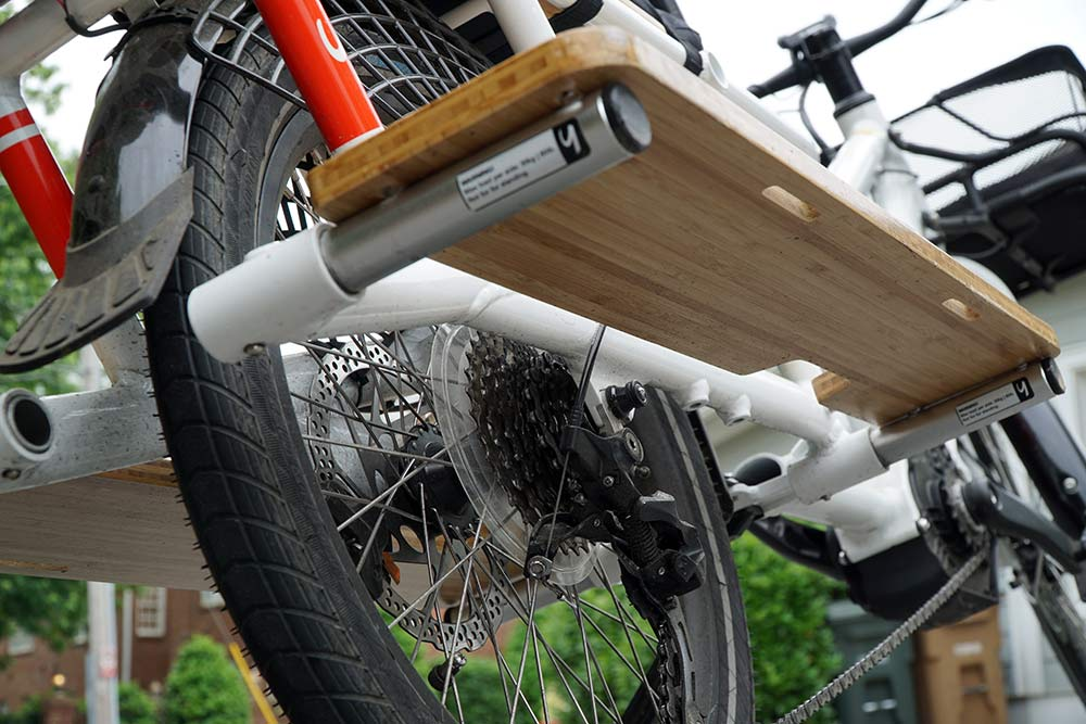 how to set up your cargo bike to haul kids