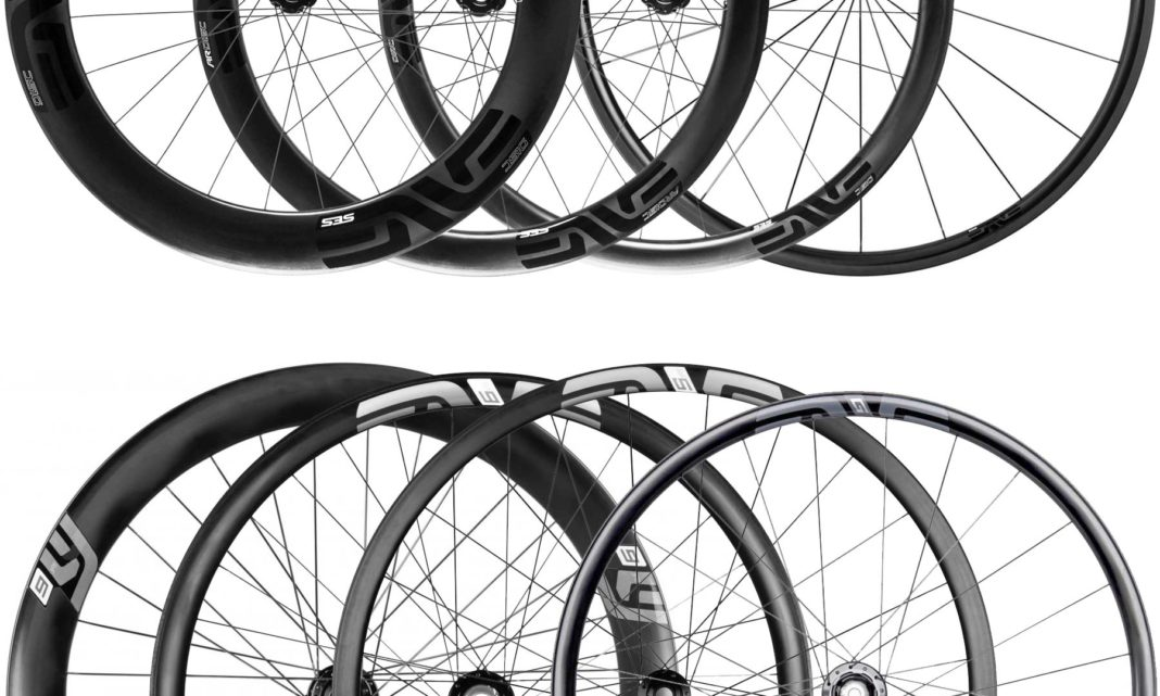 ENVE Trade-In, Trade-Up limited time carbon alloy aluminum wheel upgrades