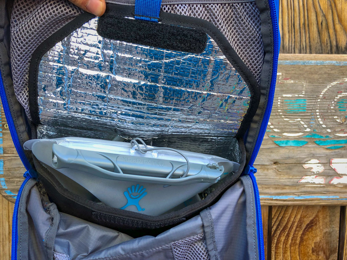 Hydro Flask Down Shift 14 hydration pack defies Moab heat to keep your water cold