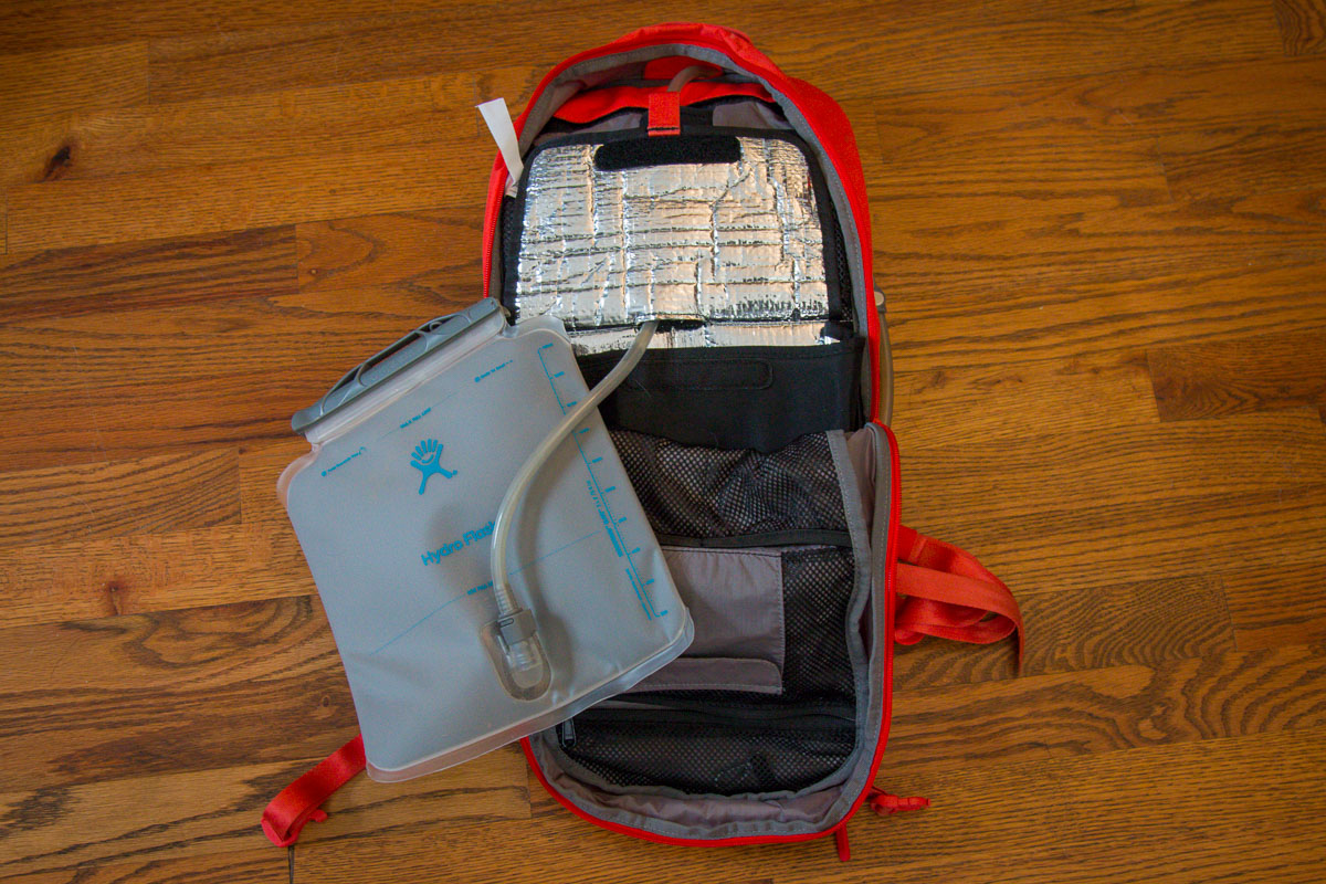 Insulated hydration pack reservoir Hydro Flask Down Shift 14