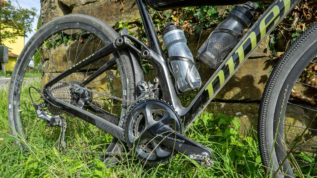 niner mcr9 suspension gravel bike review and tech features