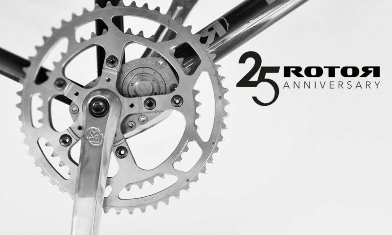 25 years of Rotor and 25 sets of Q Rings up for grabs, 25th anniversary contest