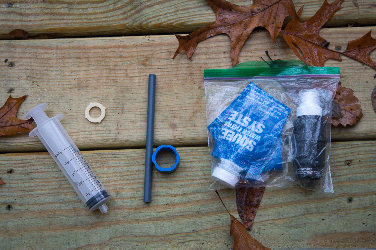Picardin, Permethrin, & pocket sized water filters: Sawyer insect repellent & water treatment keeps you safe in the backcountry