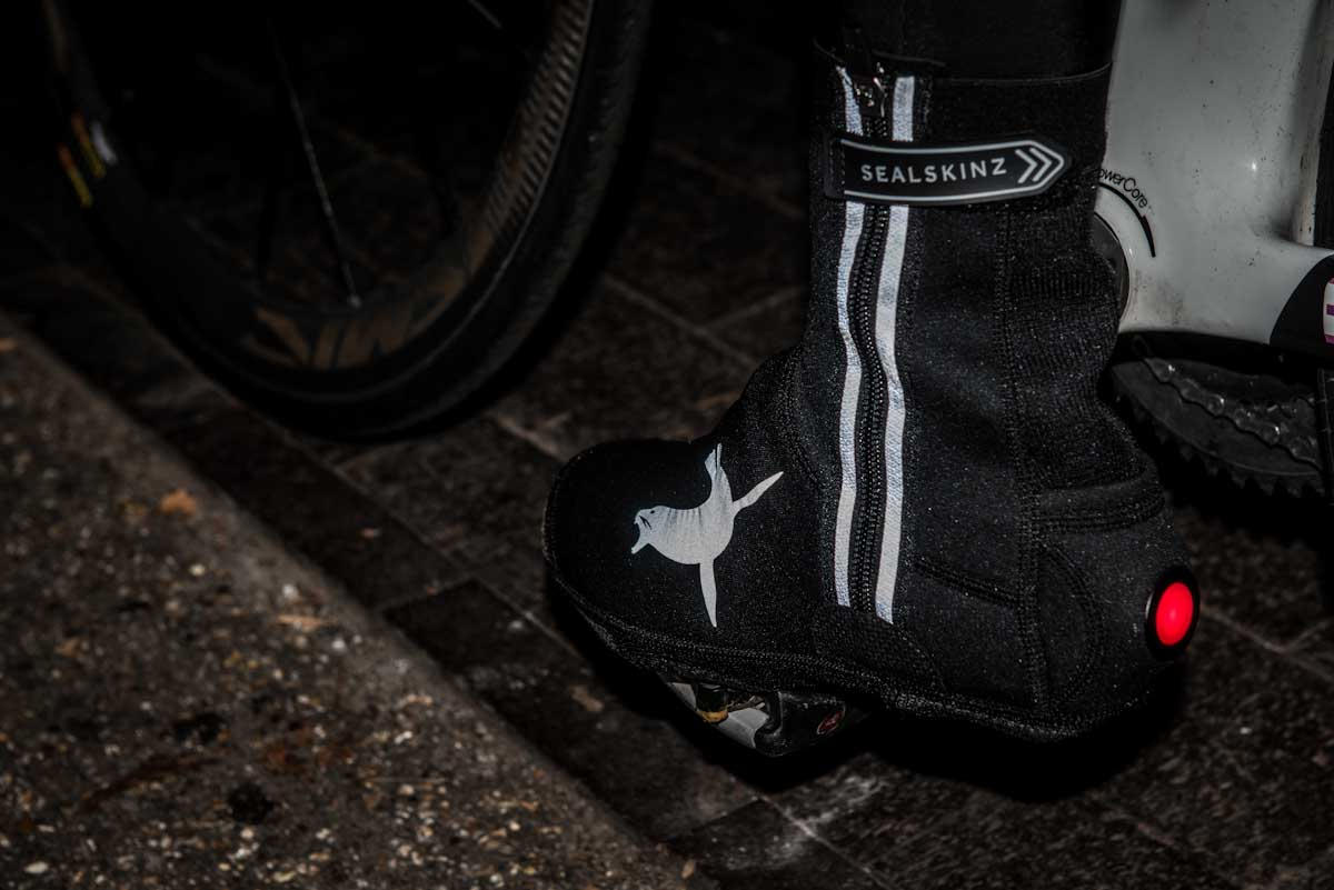 New Sealskinz winter gear lets you ride 'til snow jams your tires