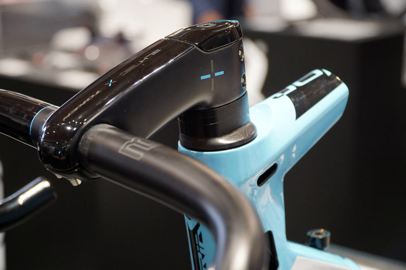 token hidden cable headset system for stealth routing on any road bike