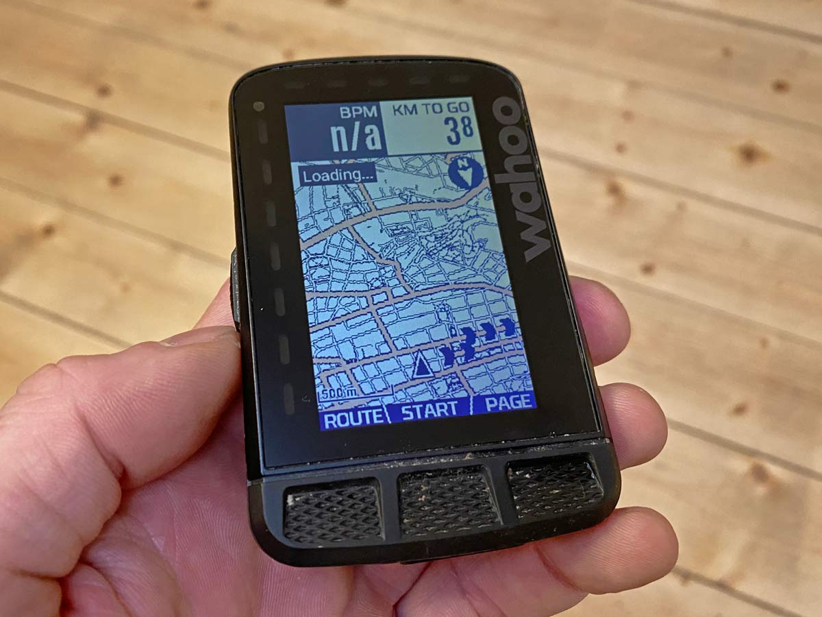 Bikerumor Editor's Choice Awards 2019 - Cory's Best Bike & Gear Picks smart watch Wahoo Roam