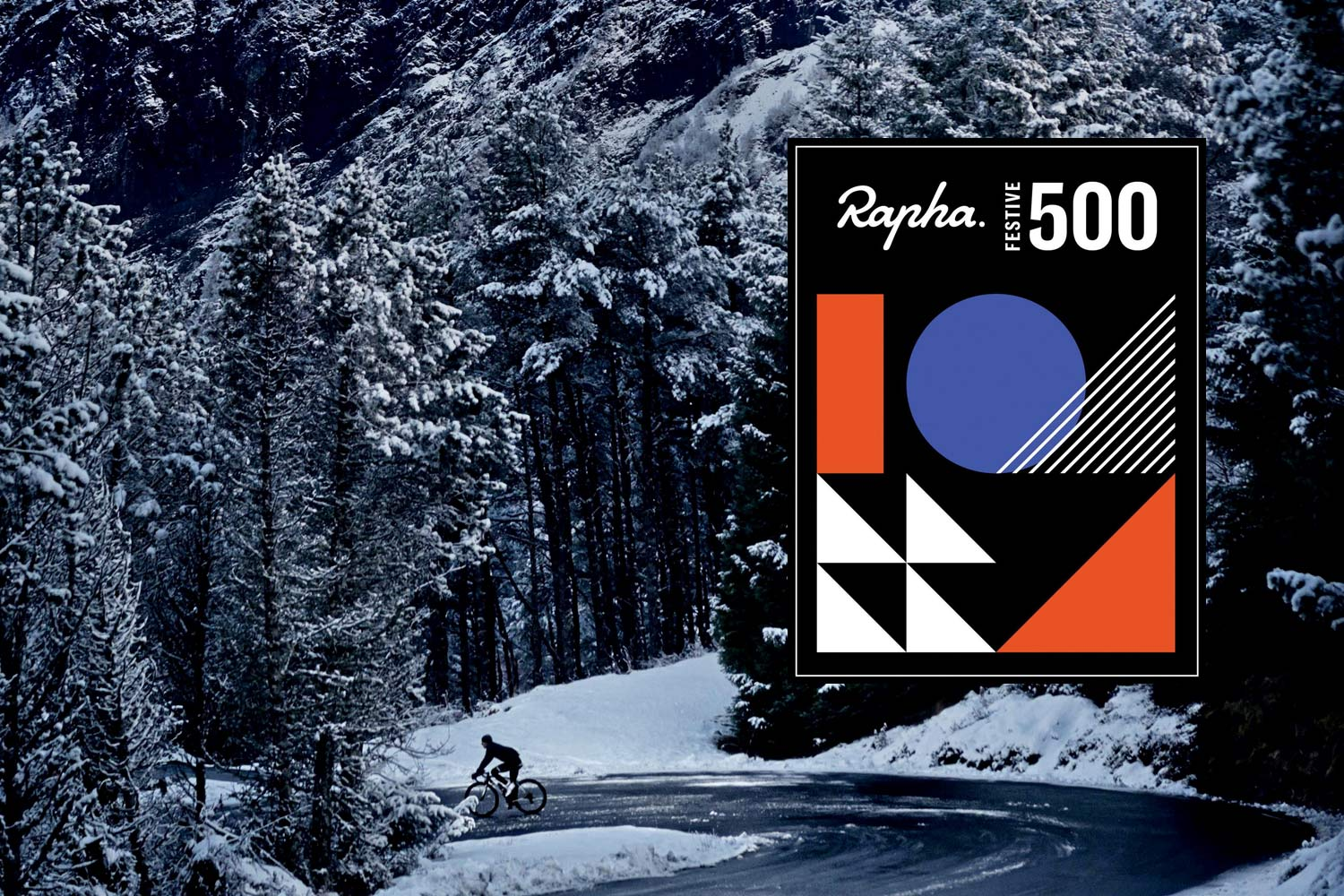 2019 Rapha Festive 500 10th anniversary edition, ride 500km outside from Christmas to New Years building fitness over the holidays