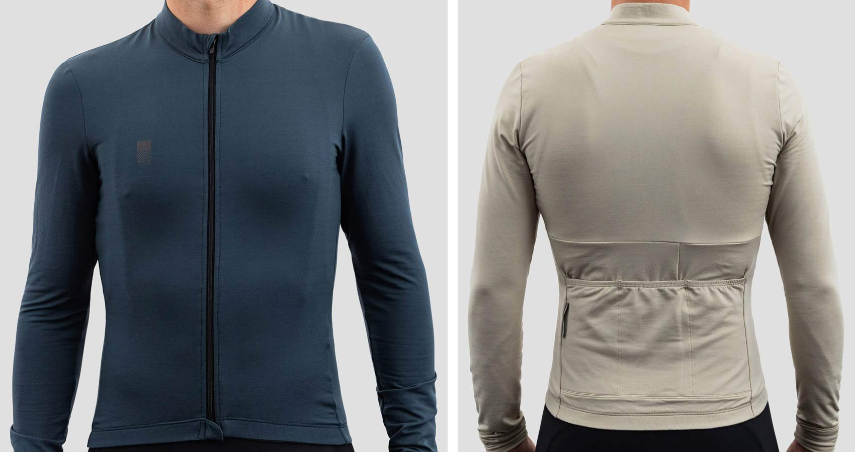 Ornot Power Wool thermal long sleeve jersey