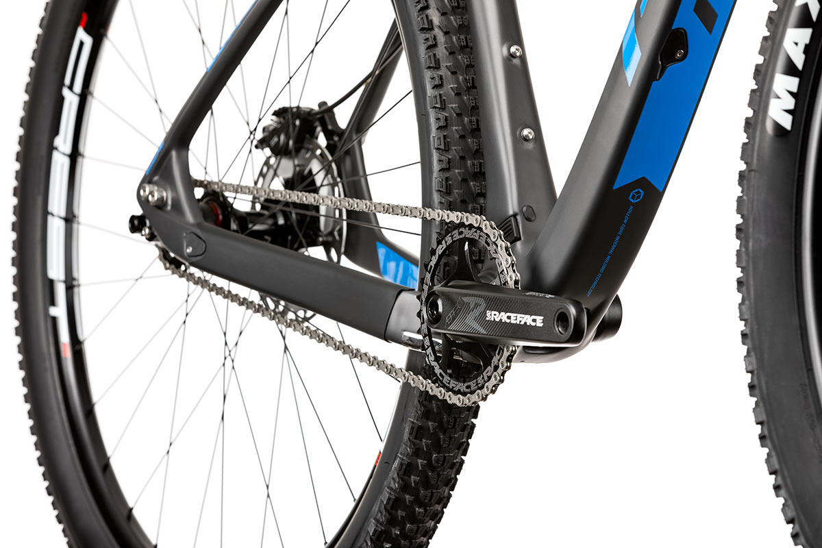 what is the gearing on the pivot les ss singlespeed mtb