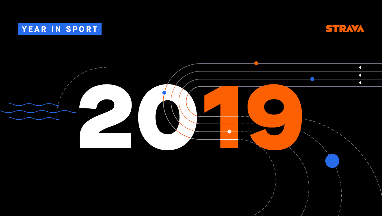Strava 2019 Year in Sport report provides ride tracking highlights w/ ride habits, hot gear & more