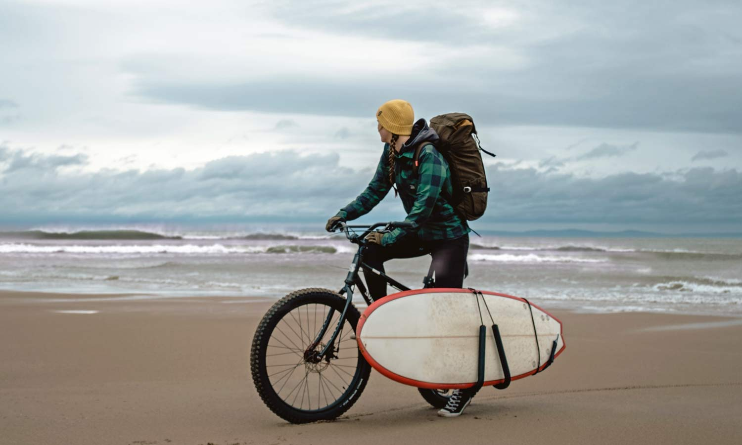 The Overland technical casual riding kit outdoor gear, beyond road gravel adventure mountain bike clothing bike surf