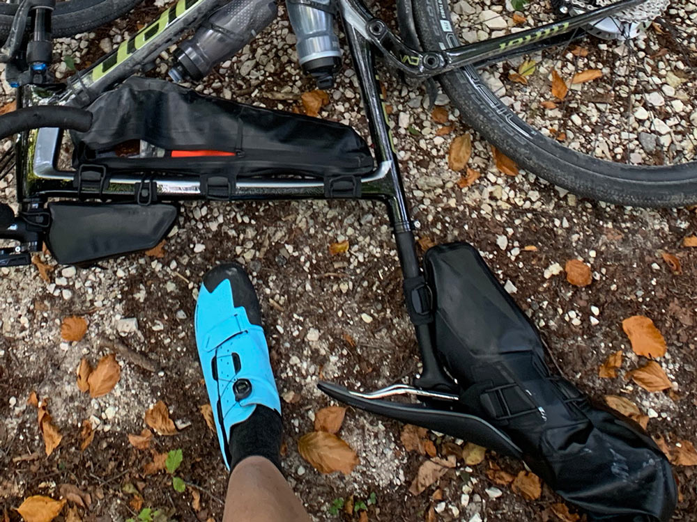 bontrager cambion mountain bike and gravel shoe review with actual weights