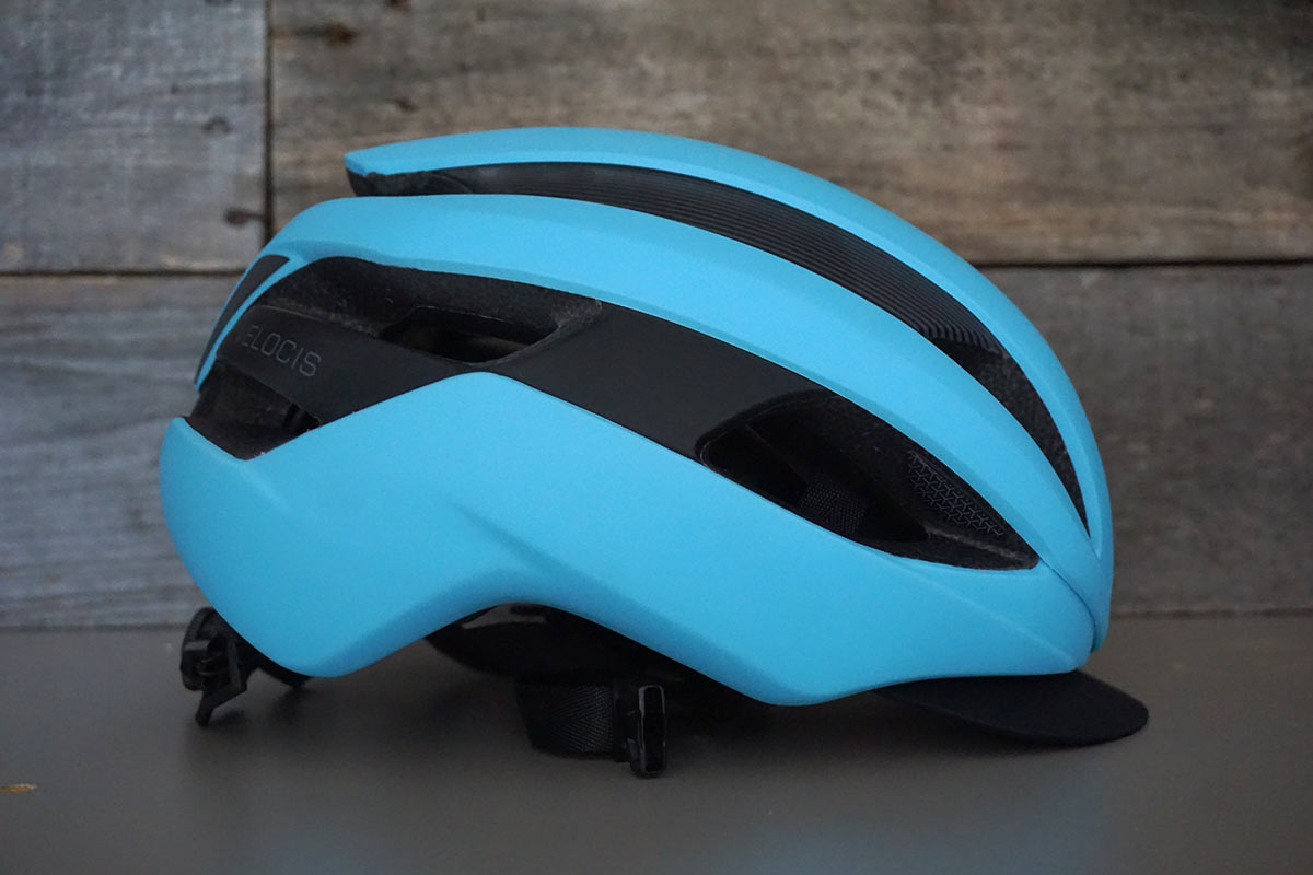 bontrager velocis road bike helmet review