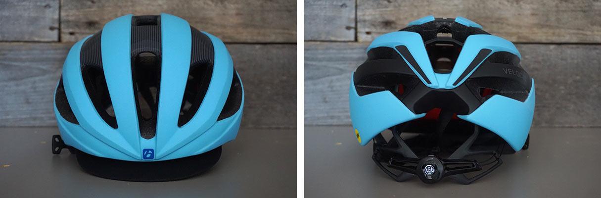 bontrager velocis road bike helmet review